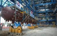 Lắp đặt thành công bao hơi 1A Nhà máy Nhiệt điện Mông Dương 1