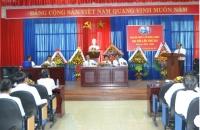 Lilama 7 tổ chức thành công Đại hội Đảng bộ nhiệm kỳ 2015-2020