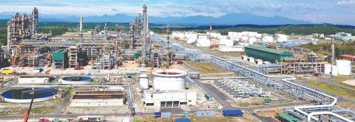 Nhà máy lọc dầu Dung Quất - Quảng Ngãi