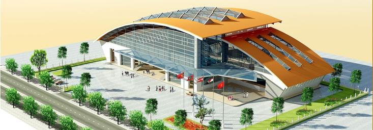 Công trình bể bơi thành tích cao thành phố Đà Nẵng